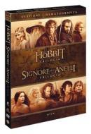 Signore Degli Anelli / Hobbit - 6 Film Theatrical Version (6 Dvd)