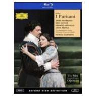 Vincenzo Bellini. I puritani (Blu-ray)
