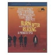 Burn After Reading. A prova di spia (Blu-ray)