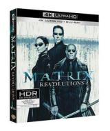 Matrix Revolutions (Blu-Ray 4K Ultra HD+Blu-Ray) (3 Blu-ray)
