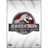 Jurassic Park Collection (Cofanetto 4 dvd)