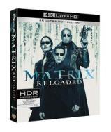 Matrix Reloaded (Blu-Ray 4K Ultra HD+Blu-Ray) (3 Blu-ray)