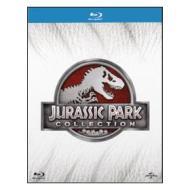 Jurassic Park Collection (Cofanetto 4 blu-ray)