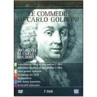Le commedie di Carlo Goldoni (Cofanetto 7 dvd)