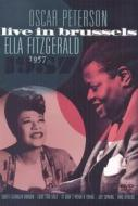 Oscar Peterson/Ella Fitzgerald. Live in Brussels 1957