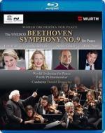 Ludwig Van Beethoven - The Unesco Beethoven No.9 For Peace (Blu-ray)