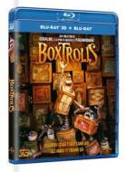 Boxtrolls. Le scatole magiche 3D (Cofanetto 2 blu-ray)