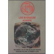 Fish. Live In Krakow. Acoustic