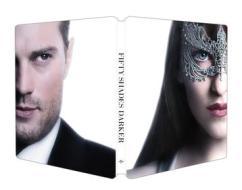 Cinquanta Sfumature Di Nero - Edizione Segreta (Steelbook) (Blu-ray)