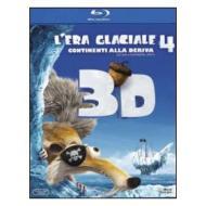 L' era glaciale 4. Continenti alla deriva 3D (Cofanetto 2 blu-ray)