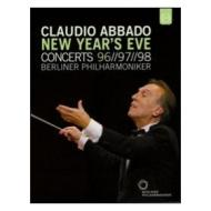 New Year's Eve Concerts 96/97/98 (Cofanetto 3 blu-ray)