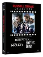 Russel Crowe Collection (3 Blu-Ray) (Blu-ray)