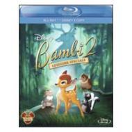 Bambi 2. Bambi e il Grande Principe della foresta (Blu-ray)
