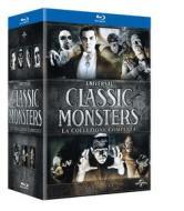 Classic Monster Box Set (7 Blu-Ray) (Blu-ray)