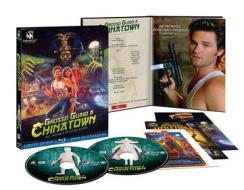 Grosso Guaio A Chinatown (2 Blu-Ray+Booklet) (Blu-ray)