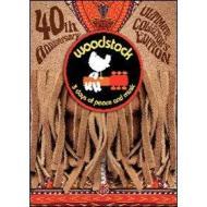 Woodstock(Confezione Speciale 4 dvd)