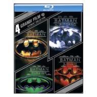 Batman Collection (Cofanetto 4 blu-ray)
