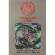 Fish. Live In Krakow. Electric