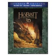 Lo Hobbit. La desolazione di Smaug 3D (2 Blu-ray)