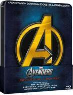 Avengers Trilogy (3 Blu-Ray) (Steelbook) (Blu-ray)