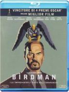 Birdman o L'imprevedibile virtù dell'ignoranza (Blu-ray)