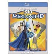 Megamind. 3D