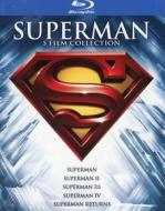 Superman. 5 film collection (Cofanetto 5 blu-ray)