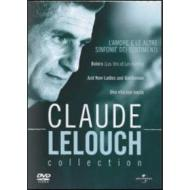 Claude Lelouch. Collection Vol. 1 (Cofanetto 3 dvd)