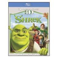 Shrek 3D (Cofanetto blu-ray e dvd)