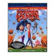 Piovono polpette (Cofanetto blu-ray e dvd)