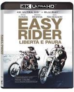 Easy Rider (Blu-Ray 4K Ultra HD+Blu-Ray) (2 Blu-ray)