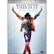 Michael Jackson's This Is It (2 Dvd)