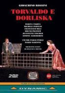 Gioacchino Rossini. Torvaldo e Dorliska (2 Dvd)