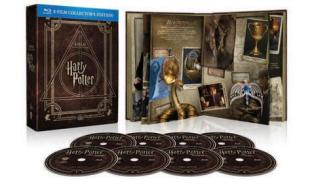 Harry Potter M.A.G.O. Collector'S Edition (8 Blu-Ray) (Blu-ray)