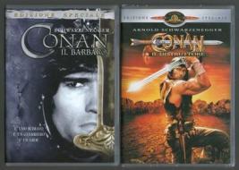 Conan Il Barbaro / Conan Il Distruttore (2 Dvd)
