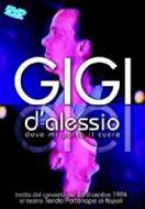 Gigi D'Alessio. Concerto Teatro Tenda