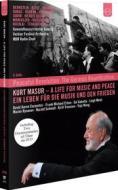 Kurt Masur. A Life For Music and Peace (5 Dvd)