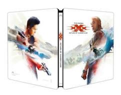 Xxx - Il Ritorno Di Xander Cage Steelbook Limited Edition (Blu-ray)