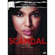 Scandal. Stagione 1 (2 Dvd)