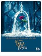 La Bella E La Bestia (2017) (3D) (Blu-Ray 3D+Blu-Ray) (Ltd Steelbook) (2 Blu-ray)
