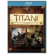 La furia dei Titani - Scontro tra Titani (Cofanetto 2 blu-ray)