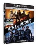 G.I. Joe - La Nascita Dei Cobra (Blu-Ray 4K Ultra Hd+Blu-Ray) (2 Blu-ray)