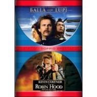 Balla coi lupi - Robin Hood principe dei ladri (Cofanetto 2 dvd)