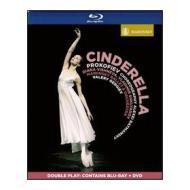 Sergei Prokofiev. Cinderella (Cofanetto blu-ray e dvd)