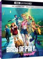 Birds Of Prey E La Fantasmagorica Rinascita Di Harley Quinn (Blu-Ray 4K Ultra HD+Blu-Ray) (2 Blu-ray)