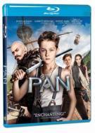 Pan. Viaggio sull'isola che non c'è (Blu-ray)