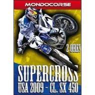 Supercross USA 2009. cl. SX 450