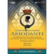 Georg Friedrich Händel. Ariodante (2 Dvd)