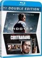 Shooter. Contraband (Cofanetto 2 blu-ray)