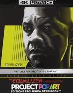 The Equalizer (Steelbook 4K Ultra Hd + Blu-Ray) (Blu-ray)
